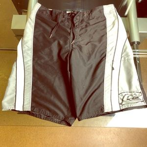 Quick silver swim shorts